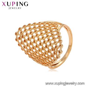 15314 xuping femmes élégantes anneau de doigt de forme personnalisée magnétique dans 18k placage bijoux d'importation de la Chine