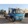 JAC 6.2m Low Bed Flat Transport مقطورة