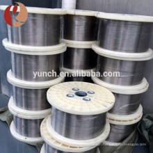High Purity 99.95% Molybdenum Mo Wire for Evaporation Materials