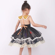 halloween kids clothes tunic dress designs