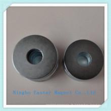 Zink-Beschichtung hohe Qualität Permanent-Ringmagnet