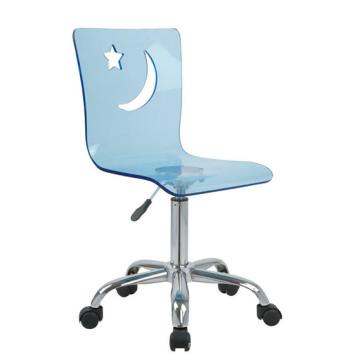Adjustable Acrylic Bar Chair Office Chair Bar Stool