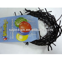 barbed wire garland Halloween party ornaments