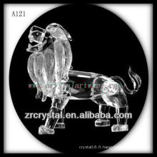 Figurine animale en cristal A121