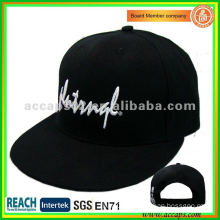 solid color snapback hats SN-0081