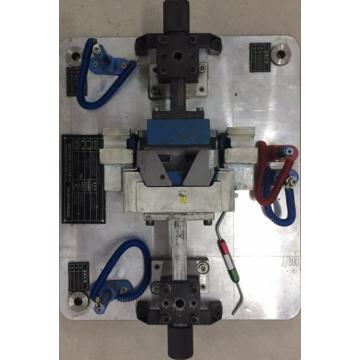 Inspektionswerkzeug für Autositze Null