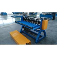 Machine de coupe et de coupe simple pour PPGI et Gi Steel Sheet