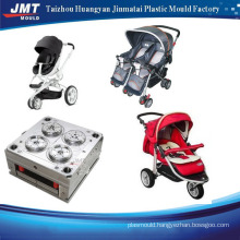 OEM safety plastic injection molding stroller mould factory for baby sitting and lying