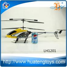 Los más nuevos juguetes de los cabritos 3.5ch de gran alcance solo helicóptero del rc de la lámina
