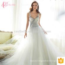 Vestido de novia de encaje de encaje de sirena