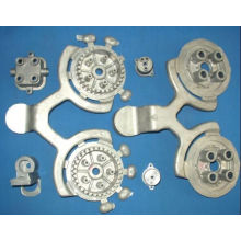 Shenzhen Factory Price custom made Die Casting Aluminum die casting Parts with Color Anodizing