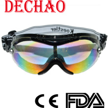 2015 nadar óculos de esqui para vidros de segurança