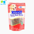 Pet Food Treats Biodegradowalne torby do pakowania