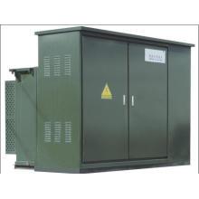 Solar Transformer Station Step Up Transformador para usina fotovoltaica