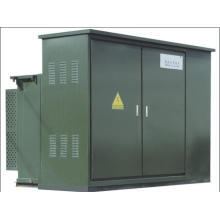 Трансформатор на солнечной трансформаторной подстанции