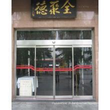 Operador de porta deslizante com certificado CE SGS