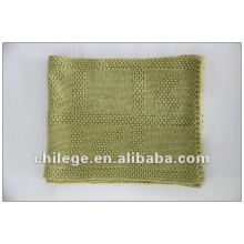 winter knit wool scarf