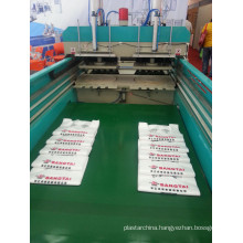 High Speed Full Automatic Plastic Bag Making Machine