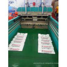 Saco de plástico automático de alta velocidade completo que faz a máquina