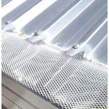 Baumaterial, glavanisierte Metalllatte
