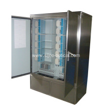 China for Fiber Optic Cross Connect Cabinets 1728 Outside Plant Fiber Cable Cross Connect Cabinets export to Congo, The Democratic Republic Of The Factories