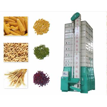 prix de la machine de séchage de grain de maïs de riz de grande capacité