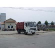 2017 Dongfeng 4x2 used wm big garbage trucks