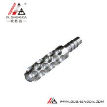 Extruder Single Screw Barrel for Plastic Machine Spare Parts