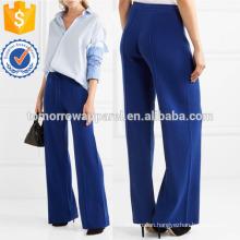 Cashmere Track Pants Manufacture Wholesale Fashion Women Apparel (TA3029P)