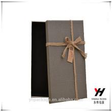 Tapa del cartón del precio competitivo de la gran calidad y caja de regalo baja para el empaquetado