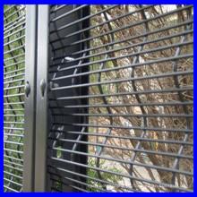 3 '' * 0.5 '' tamanho do furo anti-climb segurança fence