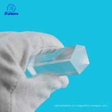 Prisma de ângulo de quartzo óptico Penta