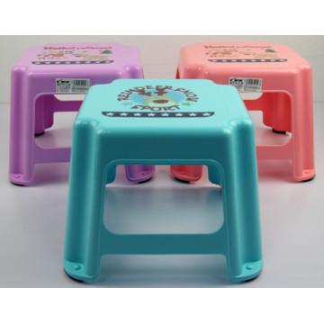 China fabricante de crianças quadrado uso cadeira plástica