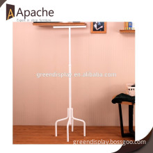 Great durability factory supply Fashion Metal Clothing Display Stand for 2015