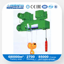 China Made Electric Steel Rope Hoist