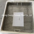 Polishing Perforated Stainless Steel Dehydrator Drying Tray