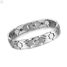 Top selling cricket bracelet bulk jewelry chain silver circle chain bracelet