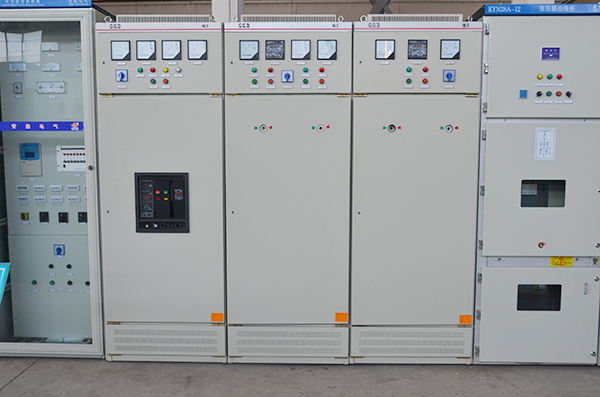 GGD series AC L.V. distribution cabinet
