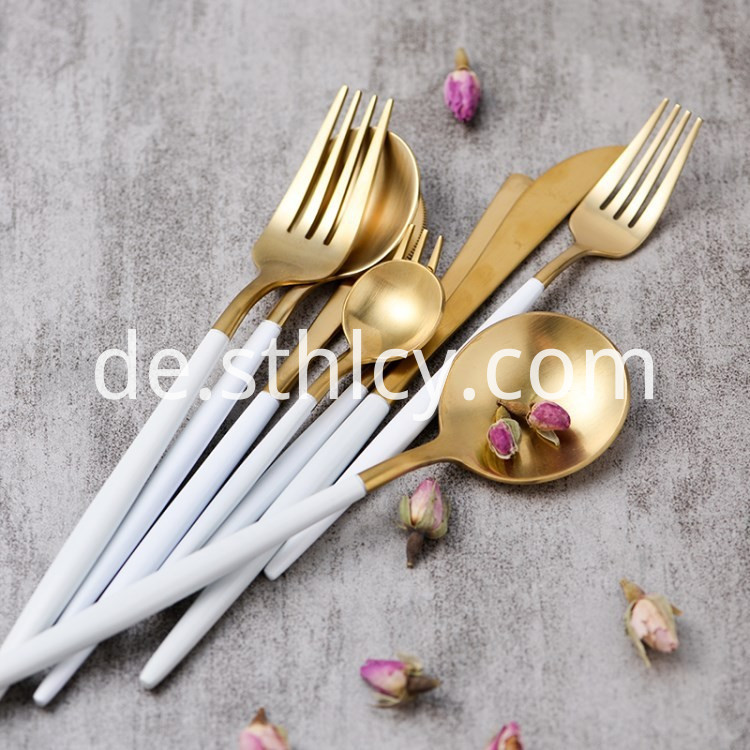 Eco Friendly Flatware Set
