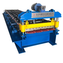 900MM trapezoidal cold roll forming machine