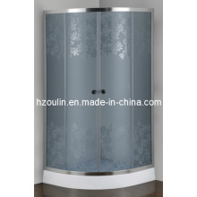 Acid Glass Shower Room Cabin (AS-911G)