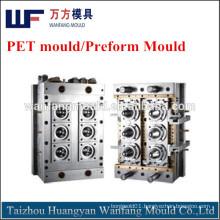 6 cavity PET preform mould/6 cavity preform mould price/PET preform mould for sale