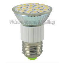 Lampe LED SMD5050 JDR E27 Spotlight