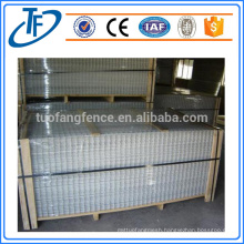 Hot sale high quality galvanized mobile temporary fence,Color optional