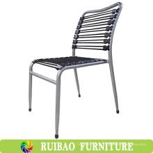 Großhandelsneue Ankunfts-Metallrahmen-bunter Besucher-niedriger Sitzstuhl