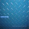 Blue Diamond Checker Anti-Rutsch-Gummischicht