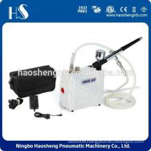 HS08AC-SKC 2016 Best Selling Products Airbrush Tattoo Compressor