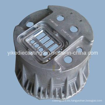De aluminio a presión la pieza de fundición / aluminio a presión fundición para luz LED