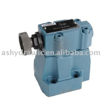 Rexroth DR of DR10,DR16,DR20,DR25,DR30,DR32 Hydraulic Pressure Reducing Valve, Pilot Operated