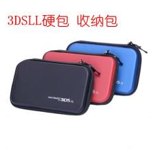 Acessórios de jogo para novo saco rígido para viagem 3DSXL / LL para Nintendo New 3DSLL / XL